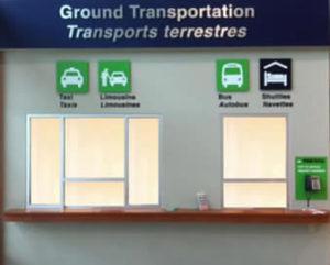 Halifax Airport Ground Transportation